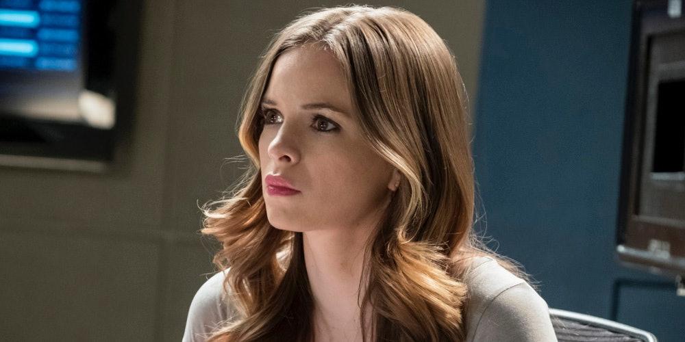 Danielle Panabaker as Caitlin Snow on 'The Flash'.