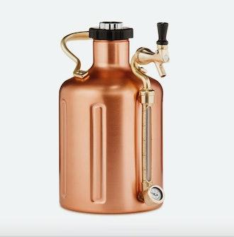 uKeg 128 oz. - Copper Growler