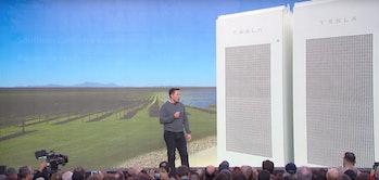 Tesla Powerpack