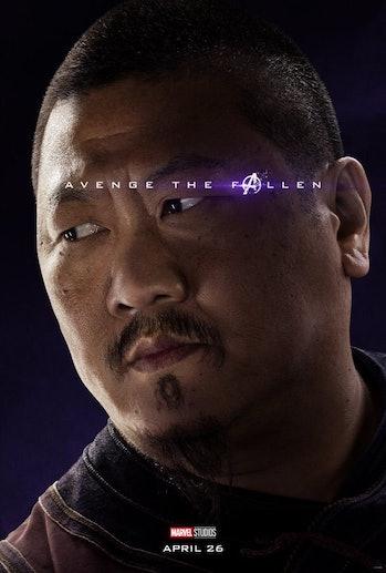 Avengers Endgame Wong
