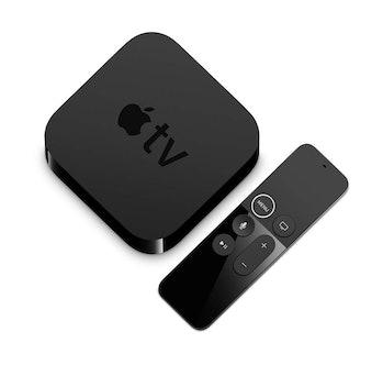 Apple TV 4K (64GB, Latest Model), streaming video, smart tv box.