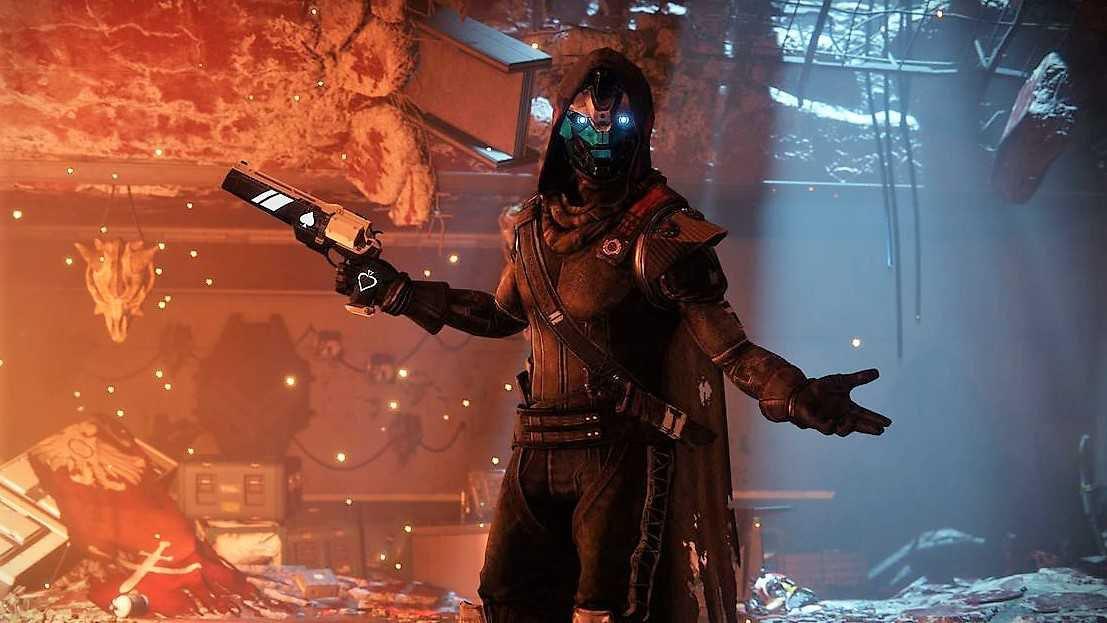 Cayde-6 in 'Destiny 2'.