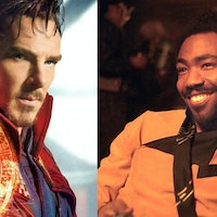 Donald Glover and Benedict Cumberbatch Return for 'SNL' Season Finale