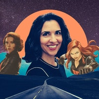 'Black Widow' Writer Jac Schaeffer Isn't Scared to Make the Fanboys Mad