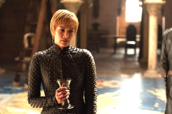 "Lena Headey as Cersei Lannister in 'Game of Thrones' Season 7 episode 1, ""Dragonstone"""