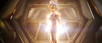 Captain Marvel VFX Superpowers