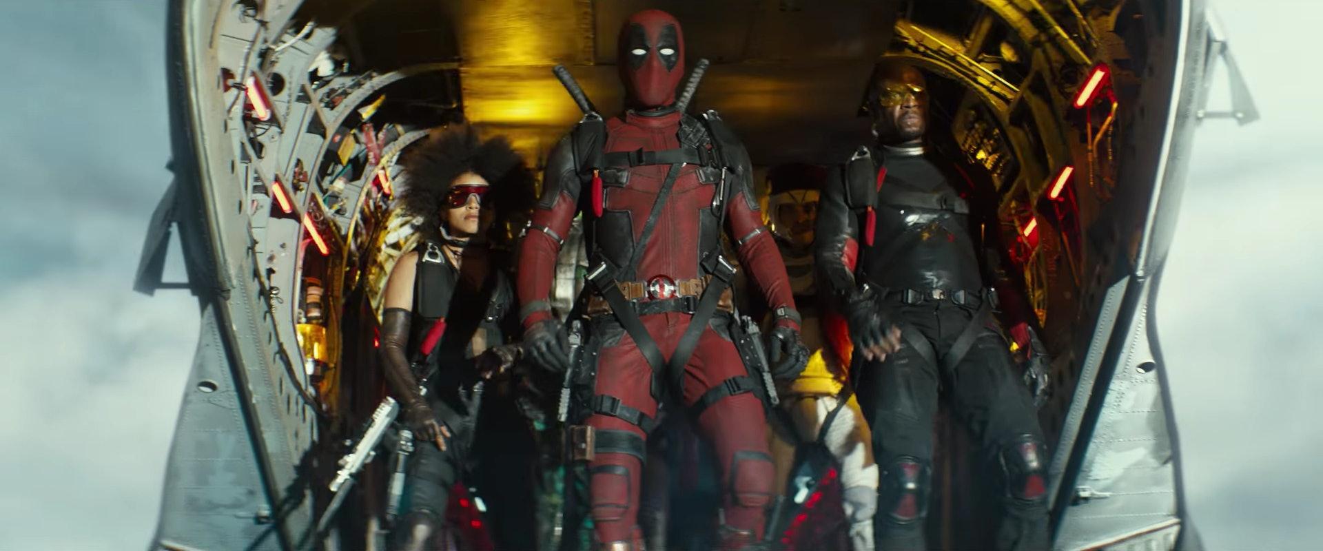 Deadpool 2 X-Force