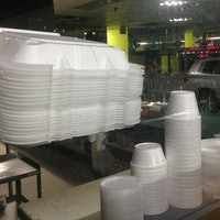 It's High Time to Put Restaurant Styrofoam in the Historical Landfill