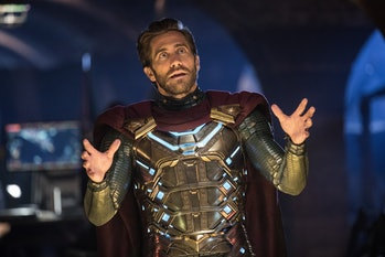 Spider-Man Mysterio Far From Home