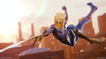 Spider-Man PS4 Bombastic Bag Man Fantastic Four