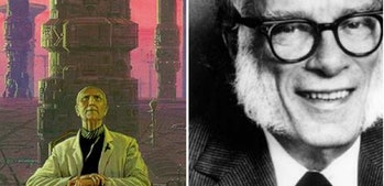 'Foundation' and Asimov