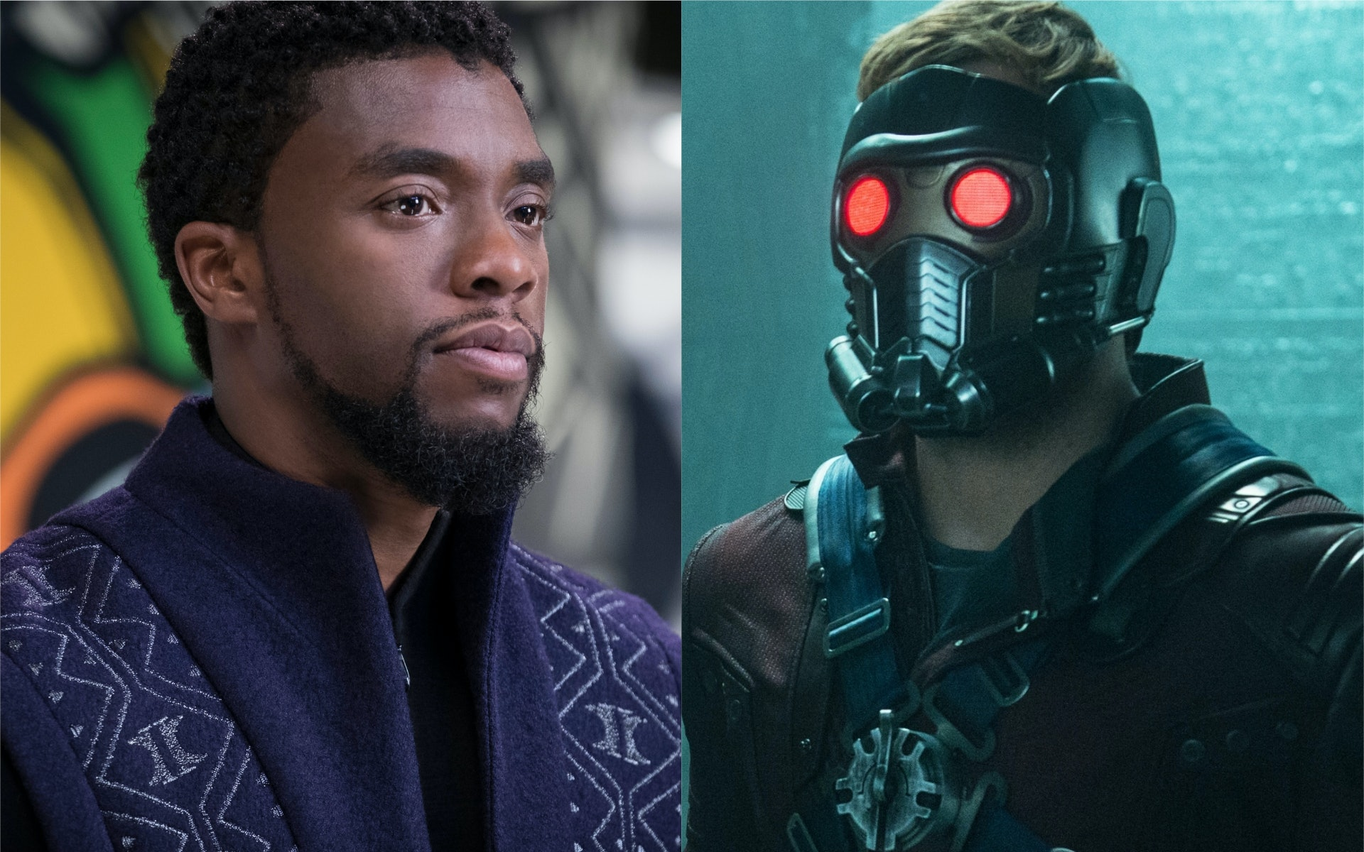 Star Lord T'Challa Marvel What If