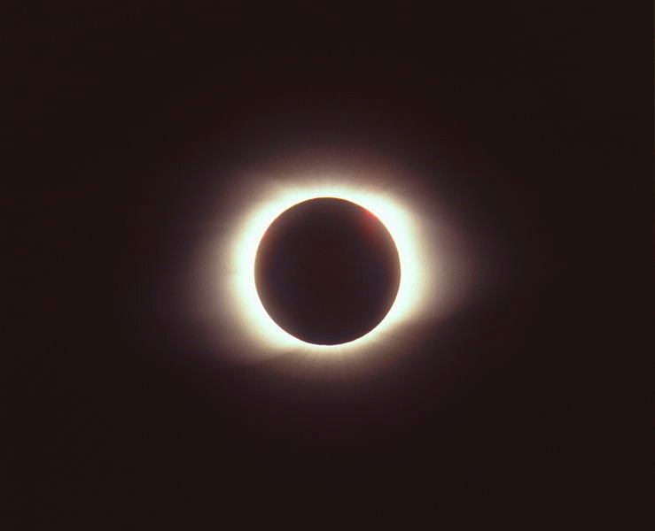 Nothing I can say, a total eclipse of the heart.