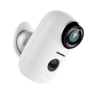 Wireless Rechargeable Battery Powered Camera