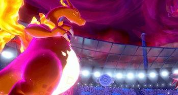 Gigantamax Charizard Sword and Shield Pokemon
