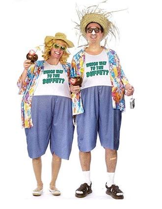 Fun World Tacky Traveler Adult Costume-