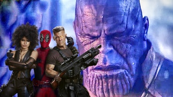 Josh Brolin's Cable is way cooler than Josh Brolin's Thanos.