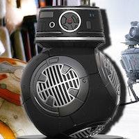 The Evil BB-8 Droid in 'Last Jedi,' BB-9EIs Empire-Chic