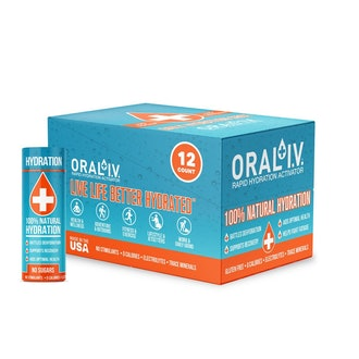 Oral IV Daily Hydration Shot, 12 Pack