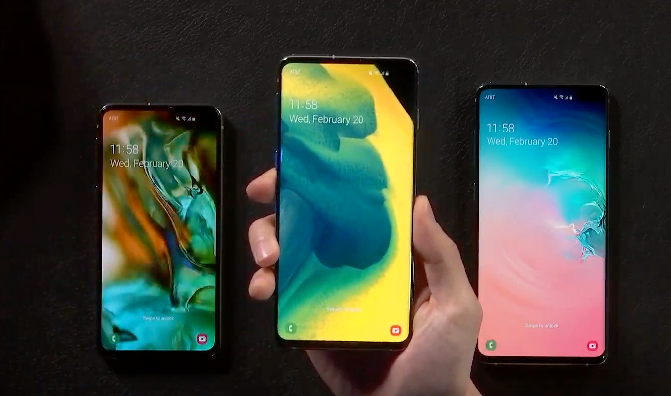 samsung s10 launch event