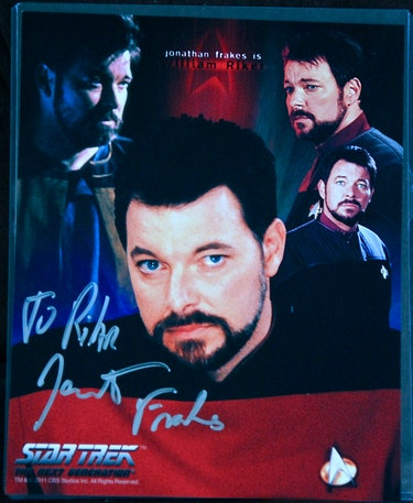 Las Vegas Star Trek Convention at the Rio