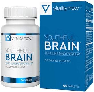 Vitality Now Youthful Brain