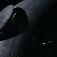 The Practical Death Star Was Replaced With CGI for 'Rogue One'
