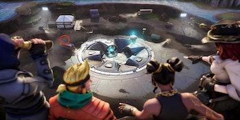 Fortnite discovery loading screen week 10