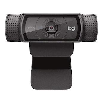 Logitech HD Pro Webcam C920, Widescreen Video Calling and Recording, 1080p Camera, Desktop or Laptop...