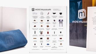 Mini Museum - Fourth Edition (Large - 29 Specimens)