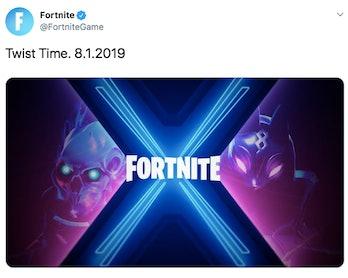 'Fortnite' Season 10 Teaser 3 leaks skins