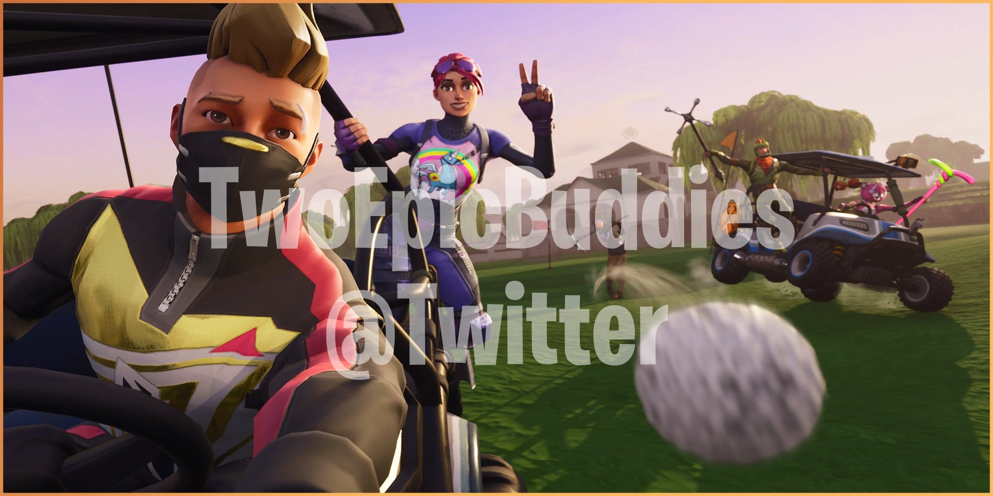 'Fortnite' Week 2 Road Trip Challenge Loading Screen