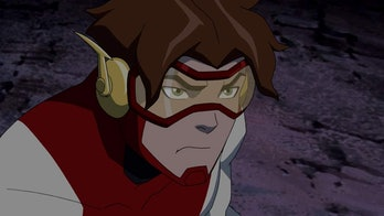 Bart Allen, aka Impulse, on Season 2 of 'Young Justice'.