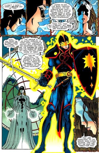 Black Knight Marvel MCU