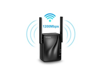 Rock Space Dual-Band WiFi Range Extender