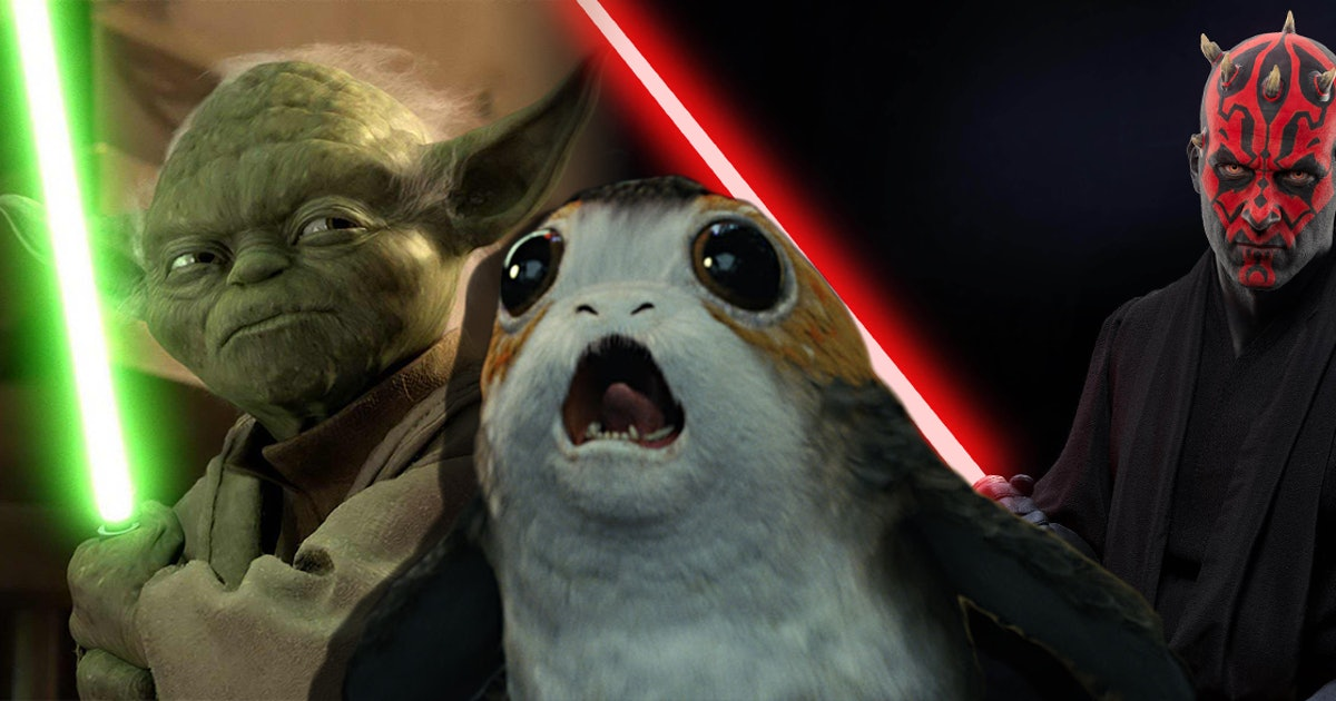 Crazy 'Last Jedi' Theory: Porgs Are the Perfect Nexus of the Force