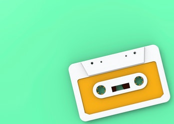 music casette tape