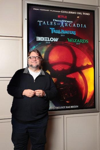 Guillermo del Toro Netflix