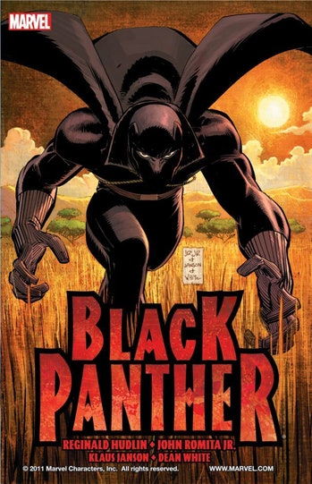 Black Panther Reginald Hudlin
