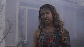 Claire, played byHayden Panettiere, in a pre-FX shot from 'Heroes'.