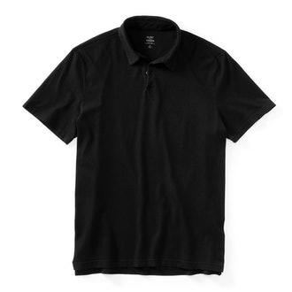 Supima Air Knit Polo