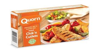 Quorn Chik'n Cutlets