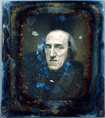 portrait of Joseph Plateau