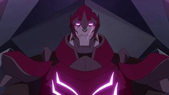 Voltron Zarkon Season 5