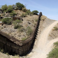 Donald Trump's Mexican Border Wall Could Be Invisible