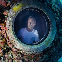 This is Fabien Cousteau's Underwater Dream