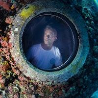 This is Fabien Cousteau's Underwater Dream