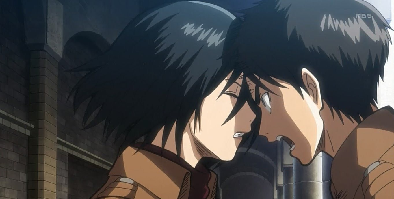 Why Eren And Mikasa Never Kiss On Attack On Titan