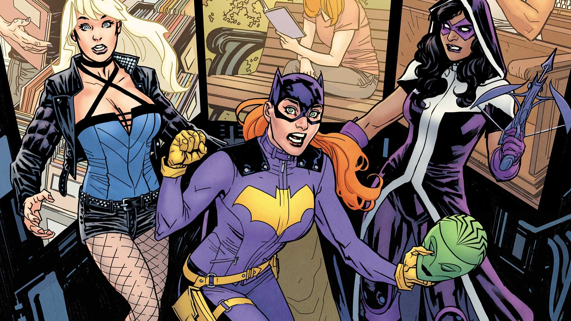 Dc S Birds Of Prey Movie Might Be Leaving Out Batgirl