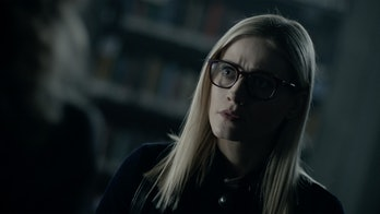 Olivia Taylor Dudley plays Alice Quinn on 'The Magicians'.